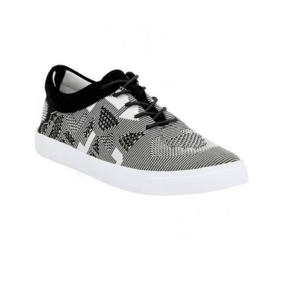 066cb0a2a0e9 Clarks Shoes | Glove Glitter Black White Casual Sneaker | Poshmark